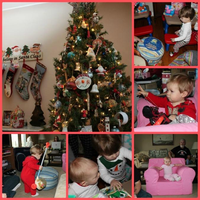 Toddler Christmas 2012