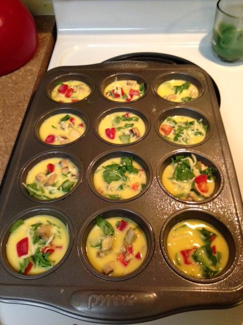 veggie egg muffin1