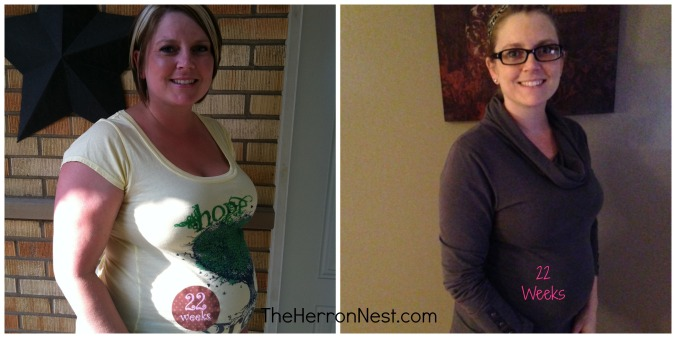 22 Weeks Comparison