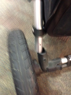 American Airline Broke Our Stroller