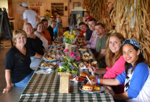 Bonnybrook Farms' Down on the Farm Company Picnics